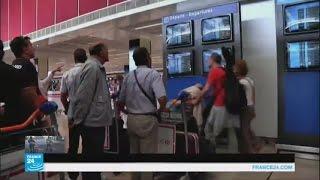 تعزيز الإجراءات الأمنية في مطارات دول أوروبية بعد هجمات بروكسل