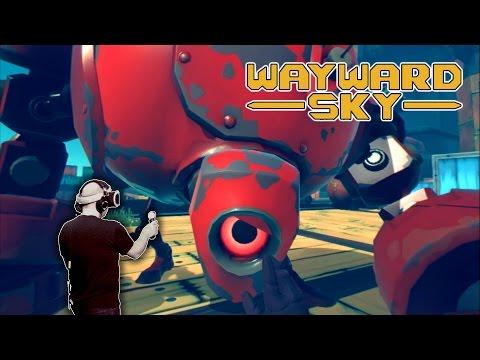 Tycho Tries Wayward Sky, with Eka of Uber Entertainment