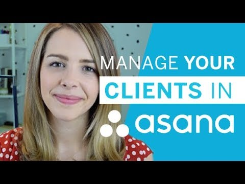 Client Management Using Asana