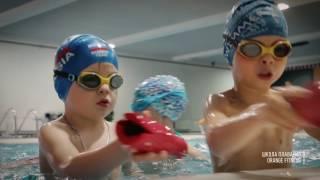 Школа плавания для детей в