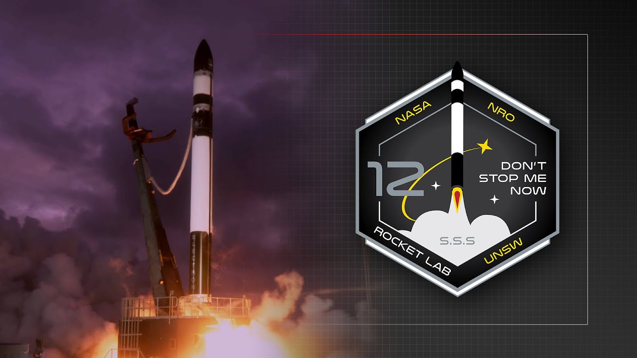 Rocket Lab - Don't Stop Me Now Launch 06/13/2020