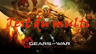 gears of war judgment test multi ma première partie en ligne sur ce jeu