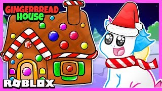 *NEW* GINGERBREAD HOUSE in Adopt Me! Adopt Me Christmas Update! Roblox Adopt Me Update