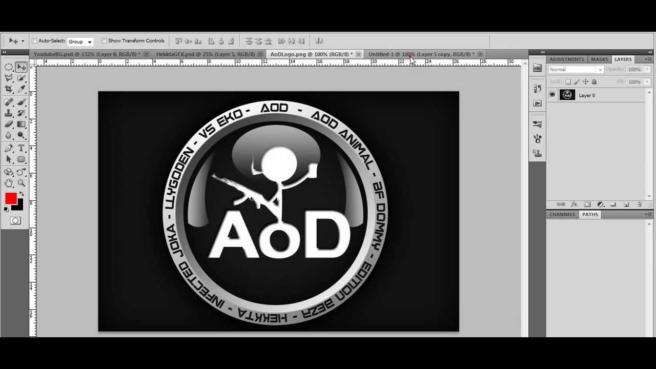 how to add fonts to photoshop mac cs5