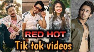 Mr Faisu with jannat zubair team07 an other tiktok starts musically video