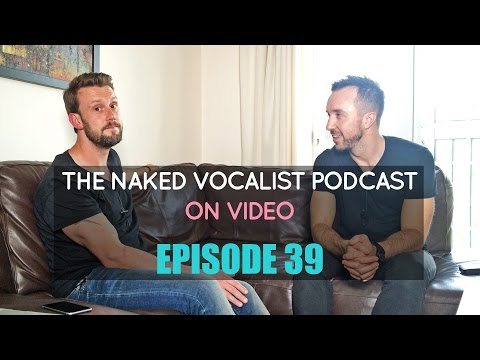 The Naked Vocalist Podcast Ep 39 - Singing Supps, Vocal Rehab and a Gareth Malone.