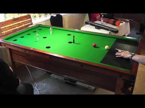 Guernsey Bar Billiards Pairs Open Round 1 - Series 2 - Game 2