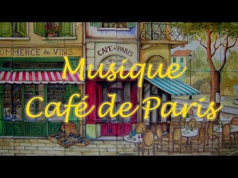 French Musette Medley musique Café de Paris