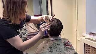 Орашивание волос Омск Женская стрижка Салон красоты Омск
