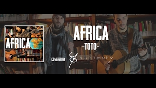 "AFRICA | TOTO Acoustic Cover by ""Enharmony (Acoustic Duo)"""