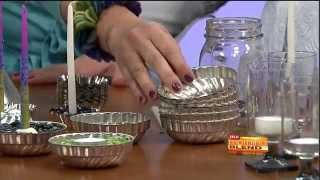 Make A Menorah By Jenni Pagano On Tucson Morning Blend For 1st Rate 2nd Hand Thrift Store