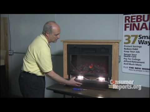 can space heaters save you money posted february 2010 consumer reports youtube. Black Bedroom Furniture Sets. Home Design Ideas