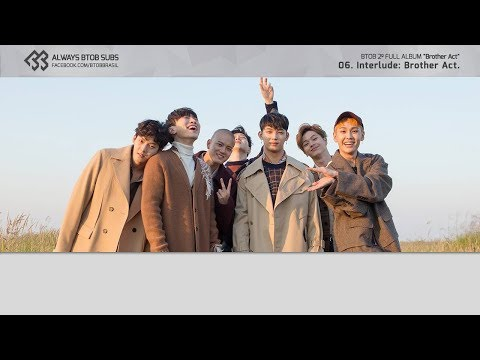 BTOB - Interlude: Brother Act [Legendado PT-BR]