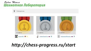 Закрытая сицилианка. Анализ партии с онлайн турнира на chess.com (baton105 vs LittleChessFan)