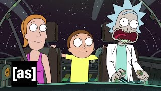 Distress Signal | Rick and Morty | Adult Swim