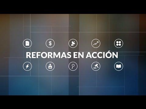 Reformas en Acción: Reforma Financiera
