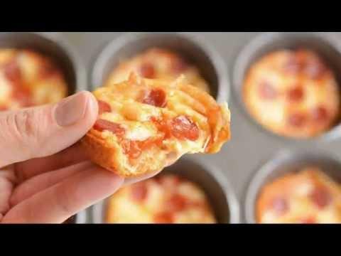 Deep Dish Mini Pizza Recipe