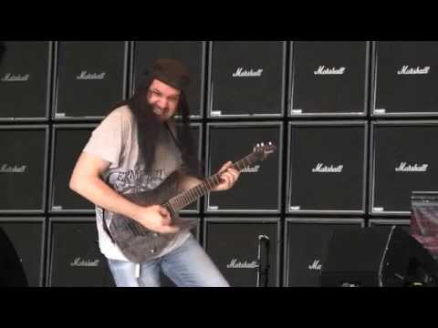 Guitar Playback Goes Metal