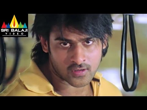 Munna Movie Prabhas Introduction Fight Scene | Prabhas, Ileana | Sri Balaji Video