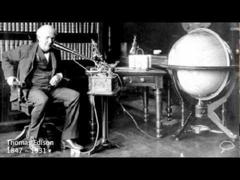Thomas Edison Biography