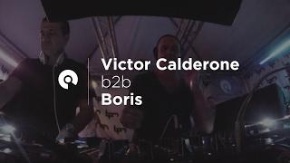 Victor Calderone B2B Boris Live @ BPM Festival, 2014