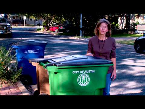 Curbside Organics Collection Program: How to Use Your Green Cart