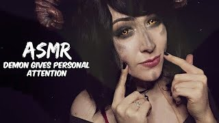 vuclip ASMR Summoning A Demon For Personal Attention