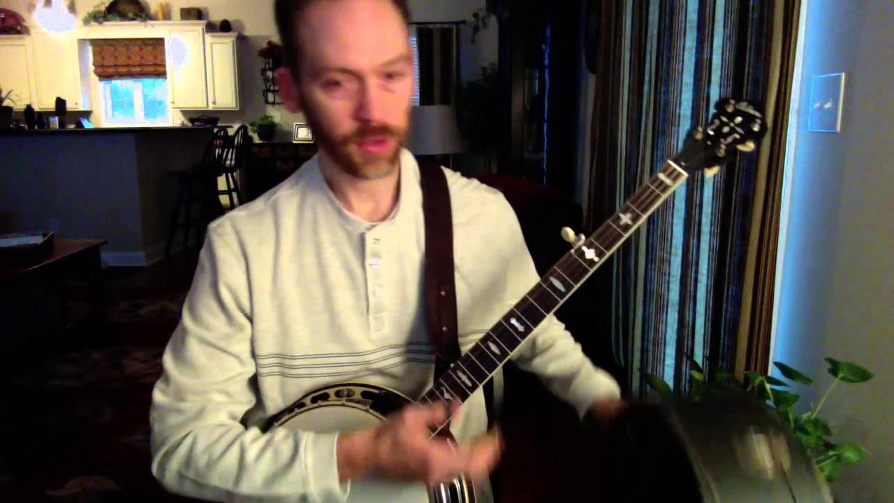 Jim Mills Prewar Banjo Buying Experience Youtube