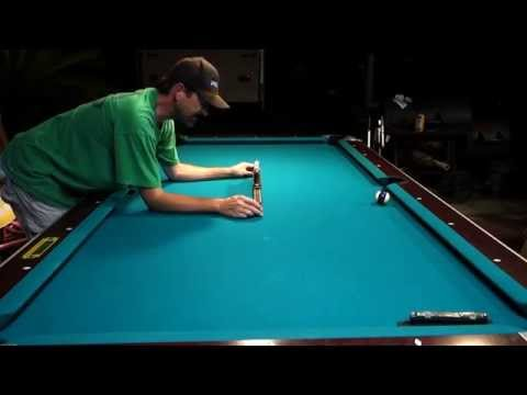 How to level a pool table the right way