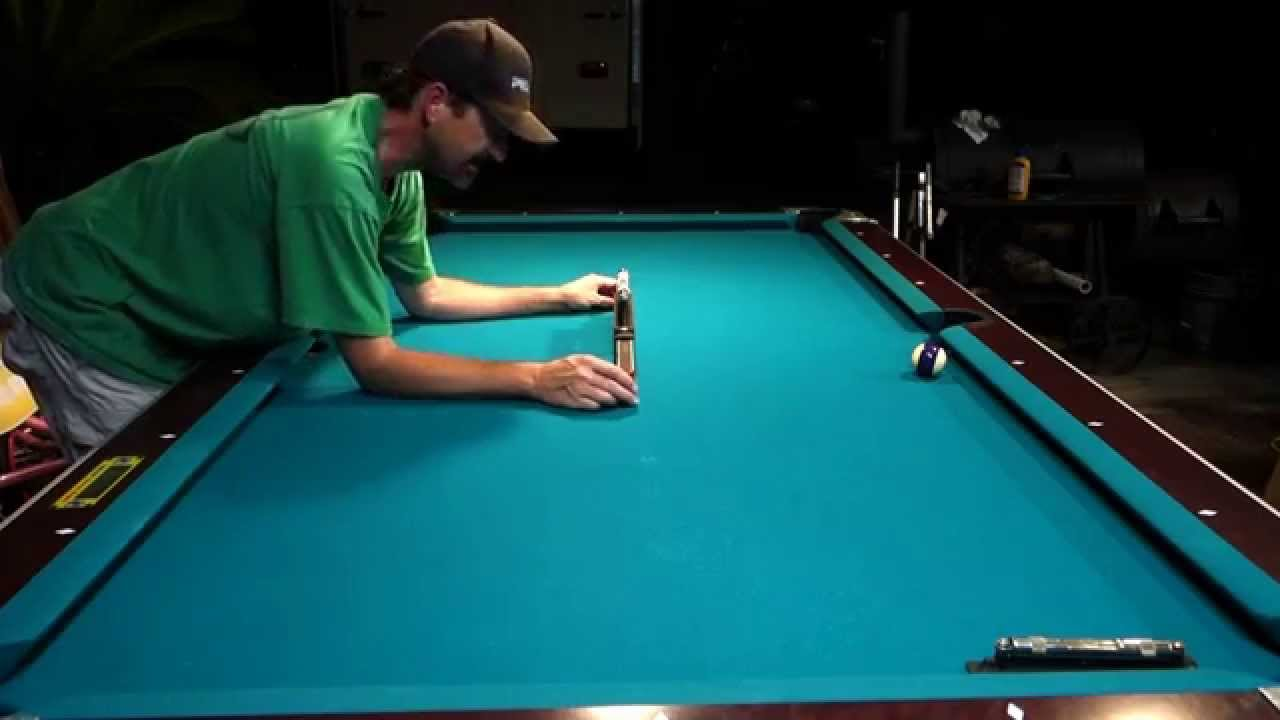 How To Level A Pool Table The Right Way   YouTube