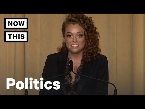 Michelle Wolf's Complete Remarks at The White House Correspondents' Dinner   NowThis