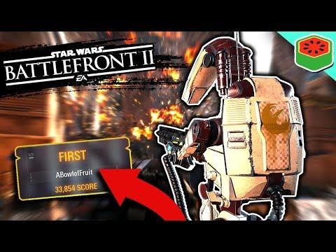 My Best Game EVER!   Star Wars Battlefront 2