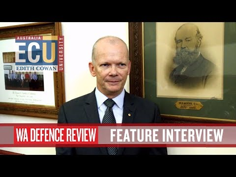 FEATURE INTERVIEW - Dr Andrew Dowse AO, Edith Cowan University