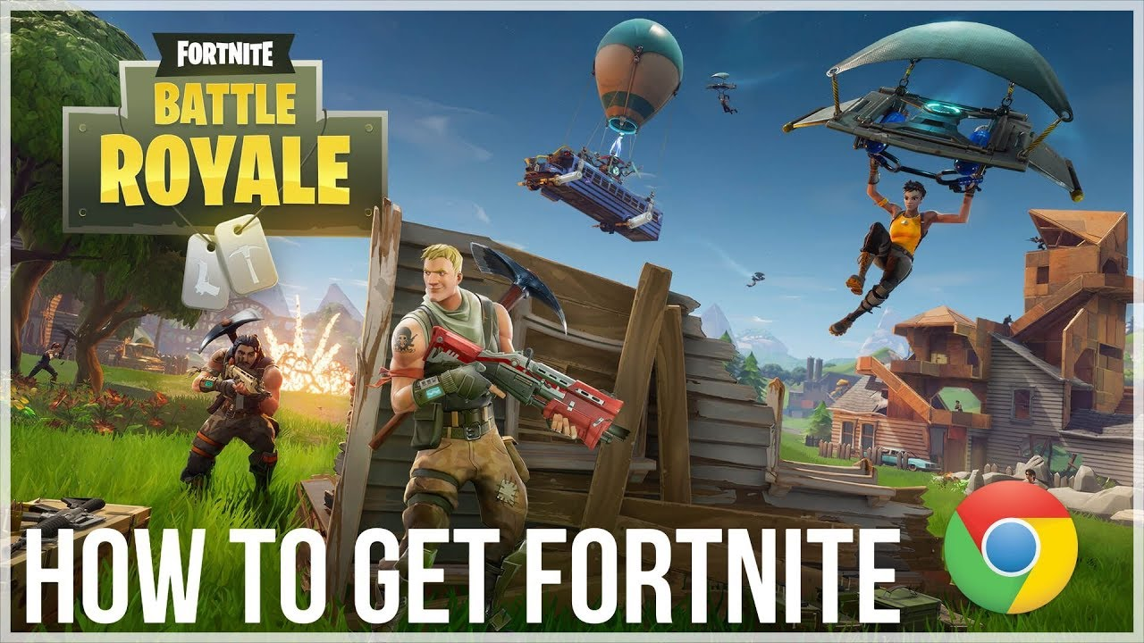 How to play fortnite on chromebook without pc