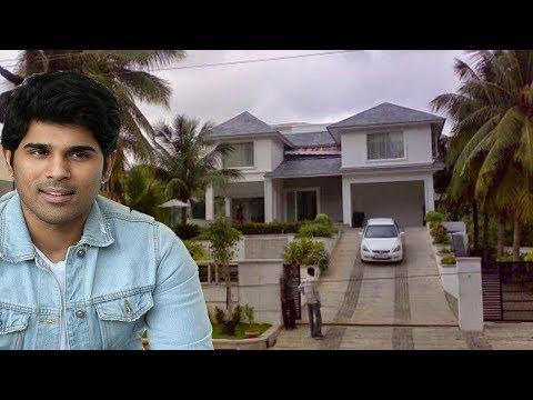 Allu Sirish Luxury Life | Net Worth | Salary | Cars | House | Business | Marriage Family | Biography