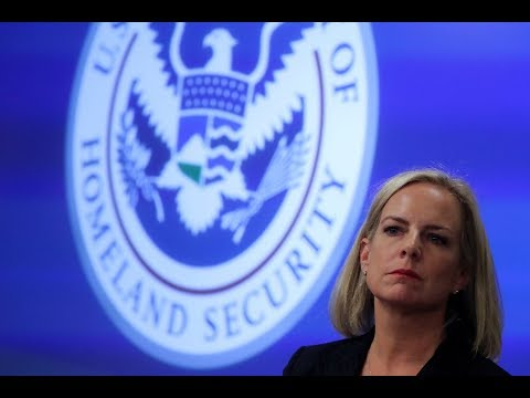 WATCH LIVE: Homeland Security Secretary Kirstjen Nielson testifies before House Judiciary Committee