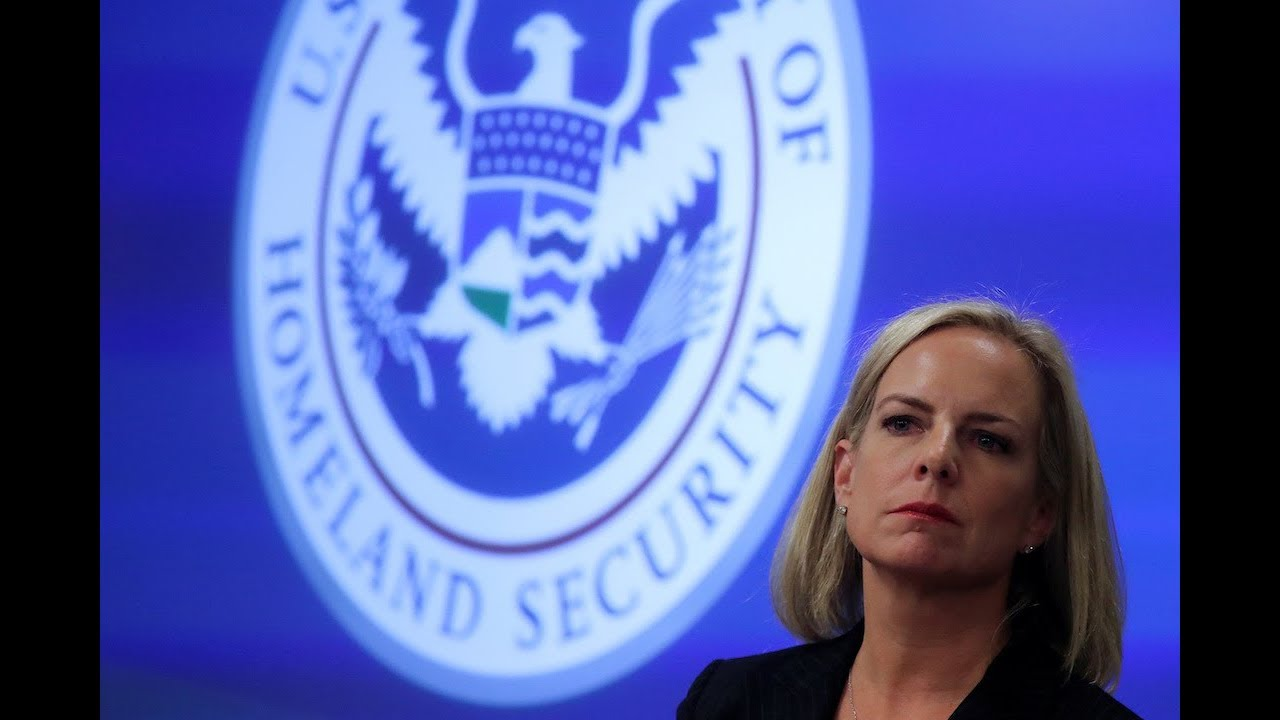 Kirstjen Nielsen testimony: DHS Secretary could not explain difference between ...