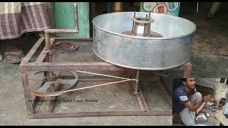 Genius Street Maker Making Cotton Candy Machine | Don't Miss It !!