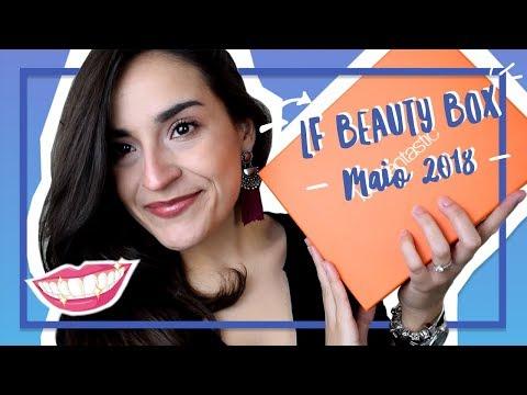 LF Beauty Box  Maio 2018 🤩