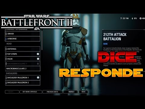 ¡CAMBIOS EN EL MENÚ 2019! - Star Wars Battlefront 2 - Noticias - EA - DICE - ByOsccar94 thumbnail
