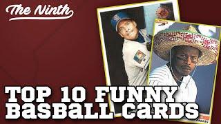 Funny Baseball Cards