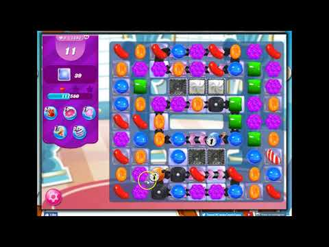 Candy Crush Level 2892 Talkthrough, 20 Moves 0 Boosters