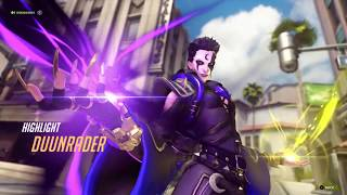 Overwatch Highlight Moira Hollywood With Duo Duunboons 12-08-19 - Ssr 1581 - Season High