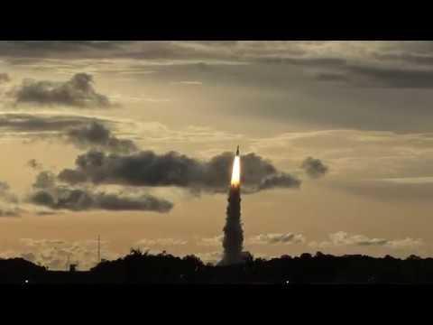 Hellas Sat 3 Launch 4K - French Guiana 28 June 2017
