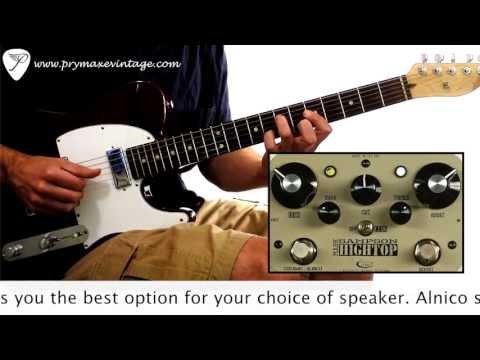 J. Rockett Audio Designs Mark Sampson Hightop Boost