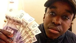 DROPPING £100 HONESTY TEST (PRANK GONE WRONG)