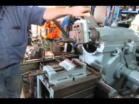 HO92 Shaper Machine