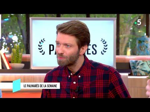 Le Palmarès d'Antoine Genton - C l'hebdo - 15/09/2018