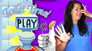 EWWW! This game is so GROSS! (Toilet Time) - Mystery Gaming