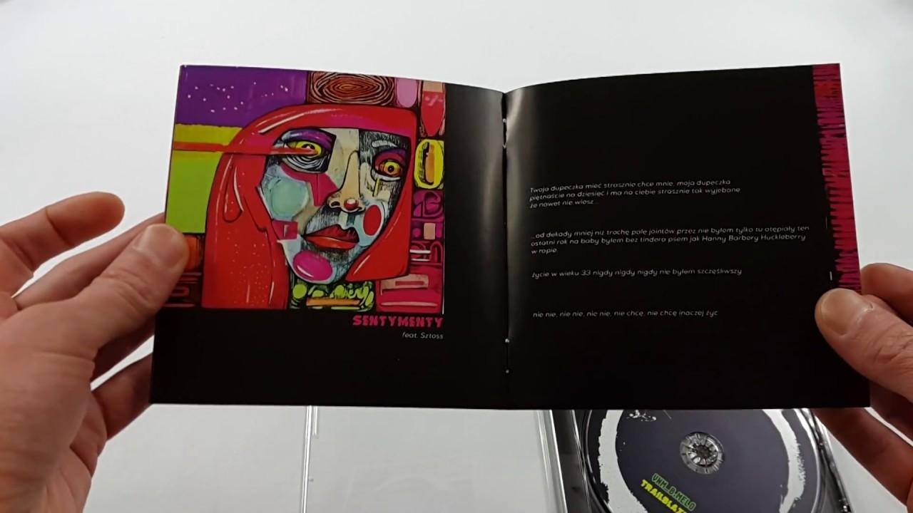 """Unboxing: VNM/B.MELO """"TRAILBLAZER EP"""" EDYCJA LIMITOWANA"""
